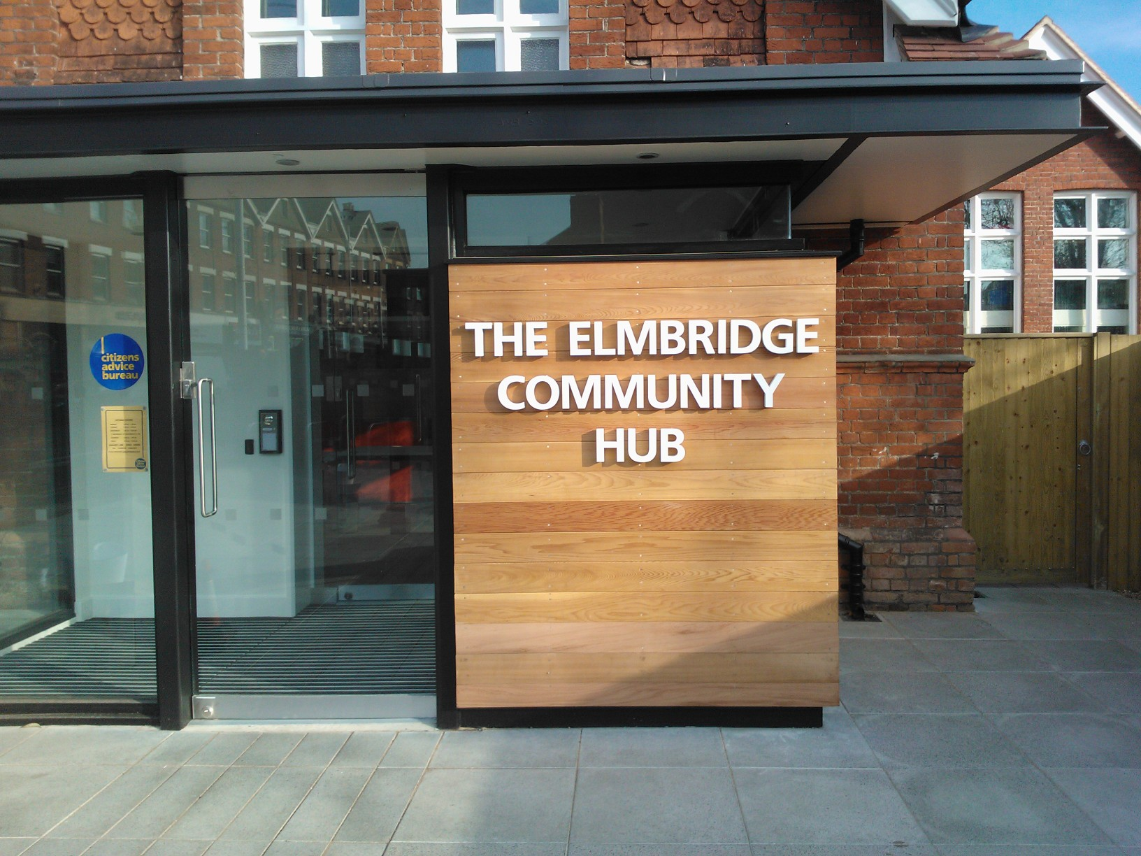 Elmbridge-Hub-entrance